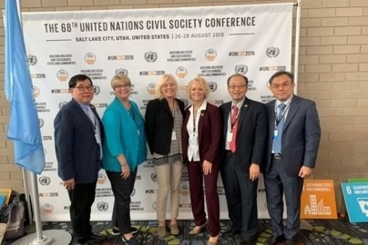 68th United Nations Civil Society Conference