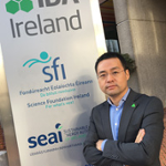 Zhang Zhewei (China Director of Investment and Development Agency of Ireland (IDA Ireland), CCG Council Member)