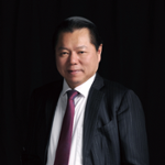 Zuo-hong Ding (Member of CPPCC National Committee, Chairman of Yuexing Group)