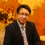Li Weifeng (Executive Secretary-General of CCG)