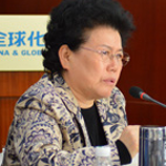 Chen Wenling (Chief Economist of China Center for International Economic Exchanges; Academic Advisor of CCG)
