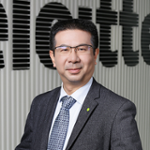 David Jiang (Risk Advisory Partner at Deloitte)