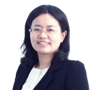 Lindy Lin (Head of HR at Oerlikon Metco Surface Technology (Shanghai))