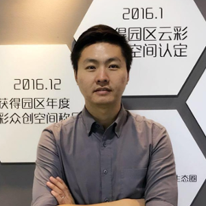 Jing Feng (CEO  of  Fly Bird Village Innovative Education Incubator)