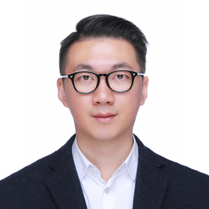 Paul Jin (Sales Director of Industrie Informatik (Shanghai) Co. Ltd.)