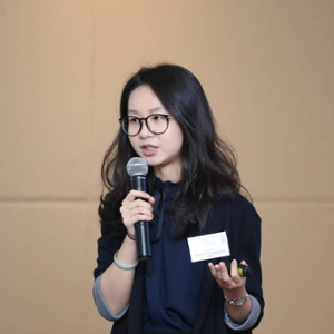 Vicky Xie (Global Cooperation Director of Shenzhen Open Innovation Lab (SZOIL))