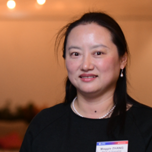 Wen (Maggie) Zhang (International Banking at Bank of Shanghai)